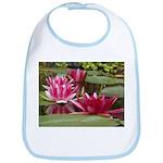 Lotus Flower Blossom Bib