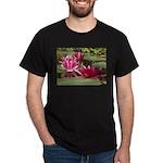 Lotus Flower Blossom Dark T-Shirt