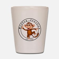 Monkey Junction Shot Glass