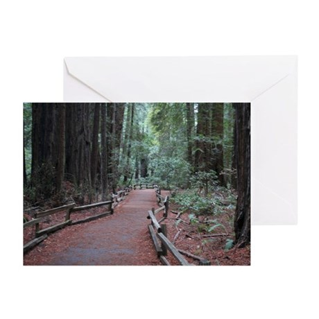 """D Collection"" Path Greeting Cards (Pk o"