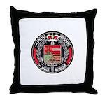 Belgian Police Throw Pillow