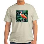 Stunning Scarlet Ibis Light T-Shirt