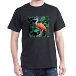 Stunning Scarlet Ibis Dark T-Shirt
