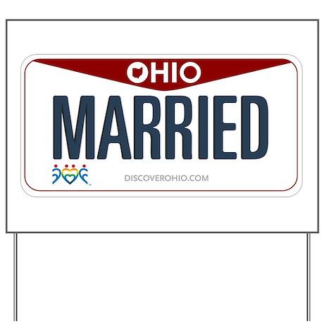 Ohio Marriage Equality Yard Sign