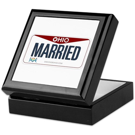 Ohio Marriage Equality Keepsake Box