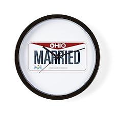 Ohio Marriage Equality Wall Clock