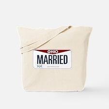 Ohio Marriage Equality Tote Bag