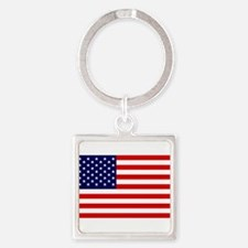 US Flag Gifts Keychains