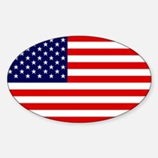 US Flag Gifts Decal