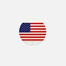 US Flag Gifts Mini Button (100 pack)