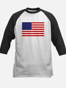 US Flag Gifts Baseball Jersey