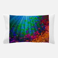Under the Sea, Ocean Abstract Pillow Case