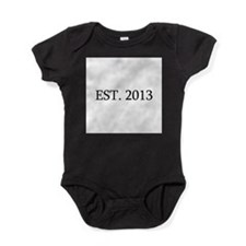 Est 2013 Baby Bodysuit