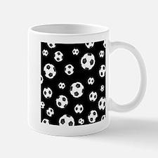 Soccer ball Pattern Mugs