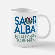 Saor Alba! Mug