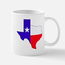 Texas Flag State Mugs