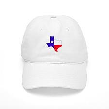 Texas Flag State Baseball Baseball Cap