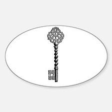 Vintage Key Decal