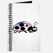 Lady Liberty Bug Journal