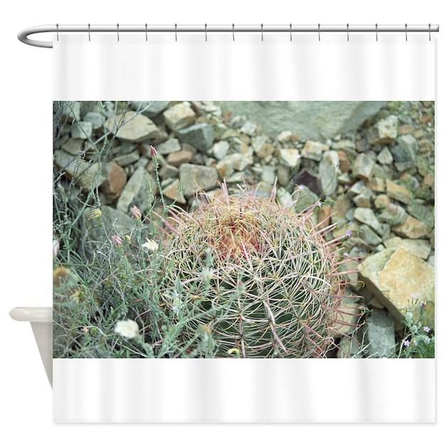 Southwest Desert Shower Curtain By Donnabellas