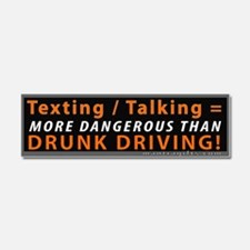Cool Mobile phone Car Magnet 10 x 3