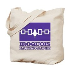 Iroquois Flag Tote Bag