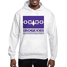 Iroquois Flag Hoodie