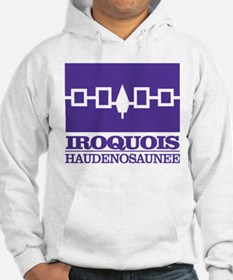 Iroquois Flag Hoodie