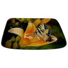 Swallowtail Butterfly Bathmat