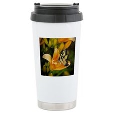 Swallowtail Butterfly Stainless Steel Travel Mug