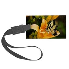 Swallowtail Butterfly Luggage Tag