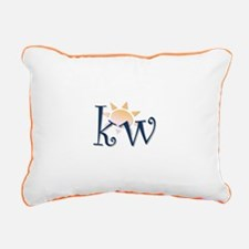 Key West Rectangular Canvas Pillow