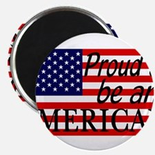 Proud to be an American Gifts Magnets