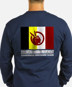 American Indian Movement Long Sleeve T-Shirt