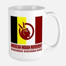 American Indian Movement Mugs