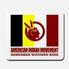 American Indian Movement Mousepad