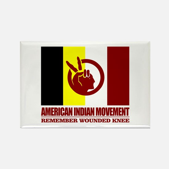 American Indian Movement Magnets