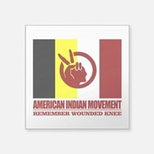 American Indian Movement Sticker