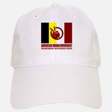 American Indian Movement Baseball Baseball Baseball Cap