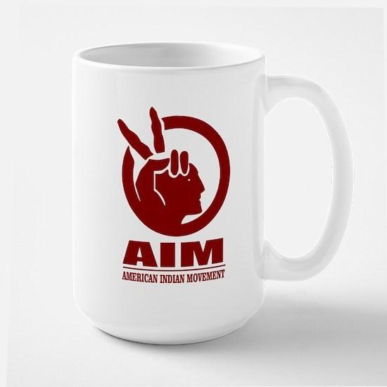 AIM (American Indian Movement) Mugs