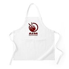 AIM (American Indian Movement) Apron