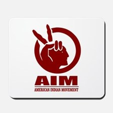 AIM (American Indian Movement) Mousepad
