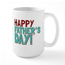 Happy Fathers Day Mugs