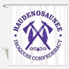 Iroquois (Haudenosaunee) Shower Curtain