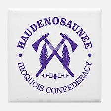 Iroquois (Haudenosaunee) Tile Coaster