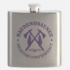 Iroquois (Haudenosaunee) Flask