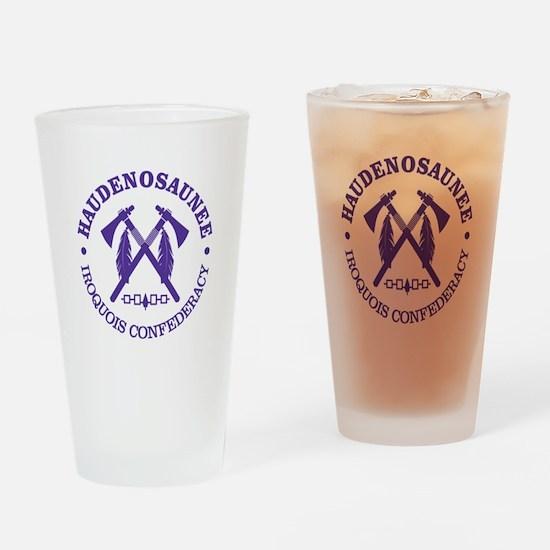 Iroquois (Haudenosaunee) Drinking Glass