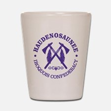 Iroquois (Haudenosaunee) Shot Glass