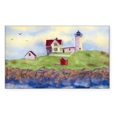 NUBBLE LIGHT HOUSE  Decal