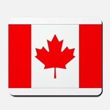 Canada Flag Gifts Mousepad